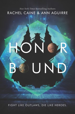 Book Review: Honor Bound (The Honors#2)